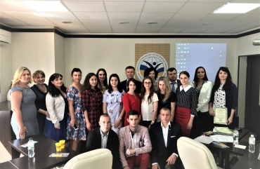 """All-Ukrainian tournament for law students """"LAWYER IS A FIRST BATTERY OF PROTECTION OF HUMAN RIGHTS"""""""